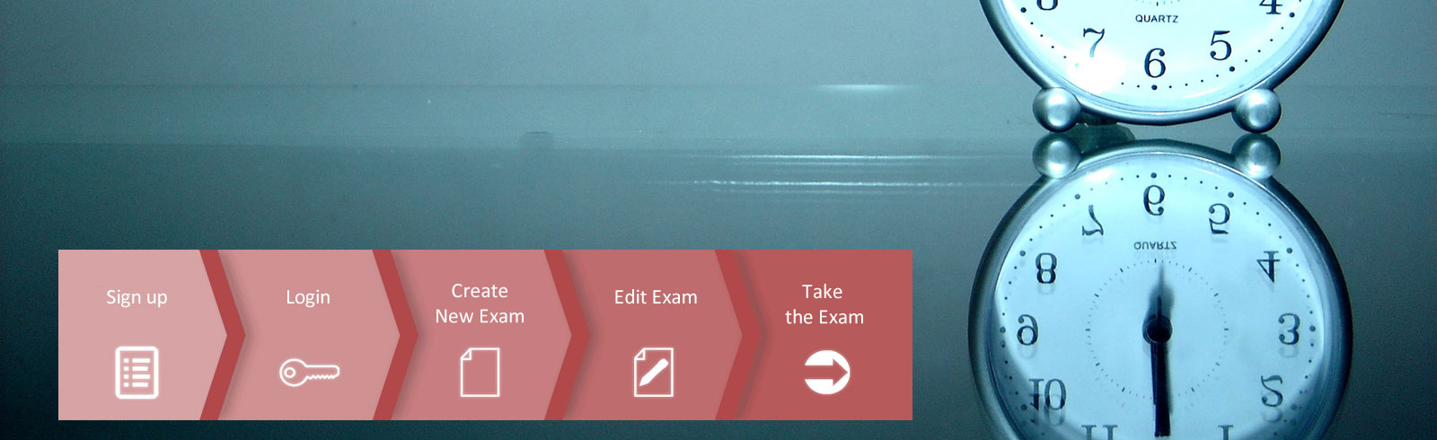 OwnExams.com - Enjoy Your Own Exam in 5 Minutes<br>on Your Phone or PC!